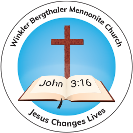 Winkler Bergthaler Mennonite Church logo